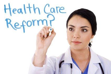 Health care reform. Seguros de Salud Obamacare