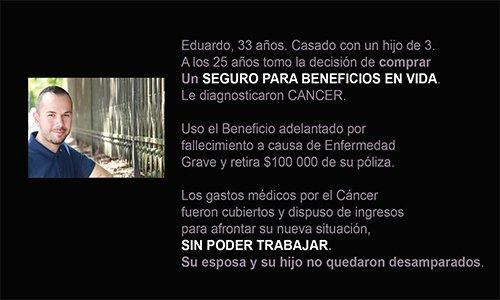 Seguro Beneficios en Vida para Cancer Miami Orlando Tampa Fl