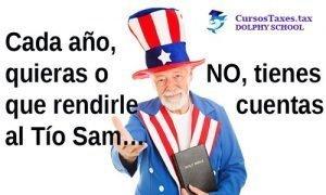 Aprenda Income Tax en Estados Unidos. Clases de taxes en USA